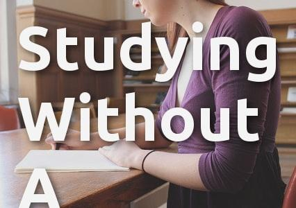 Studying Without A Desk – Not A Problem
