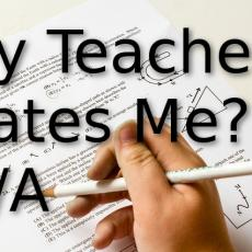 My Teacher Hates Me!?!? What Do I Do? – Q/A