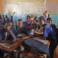 Do Your Part! Books For Africa (And Study Tips) 2018 Holiday Giving